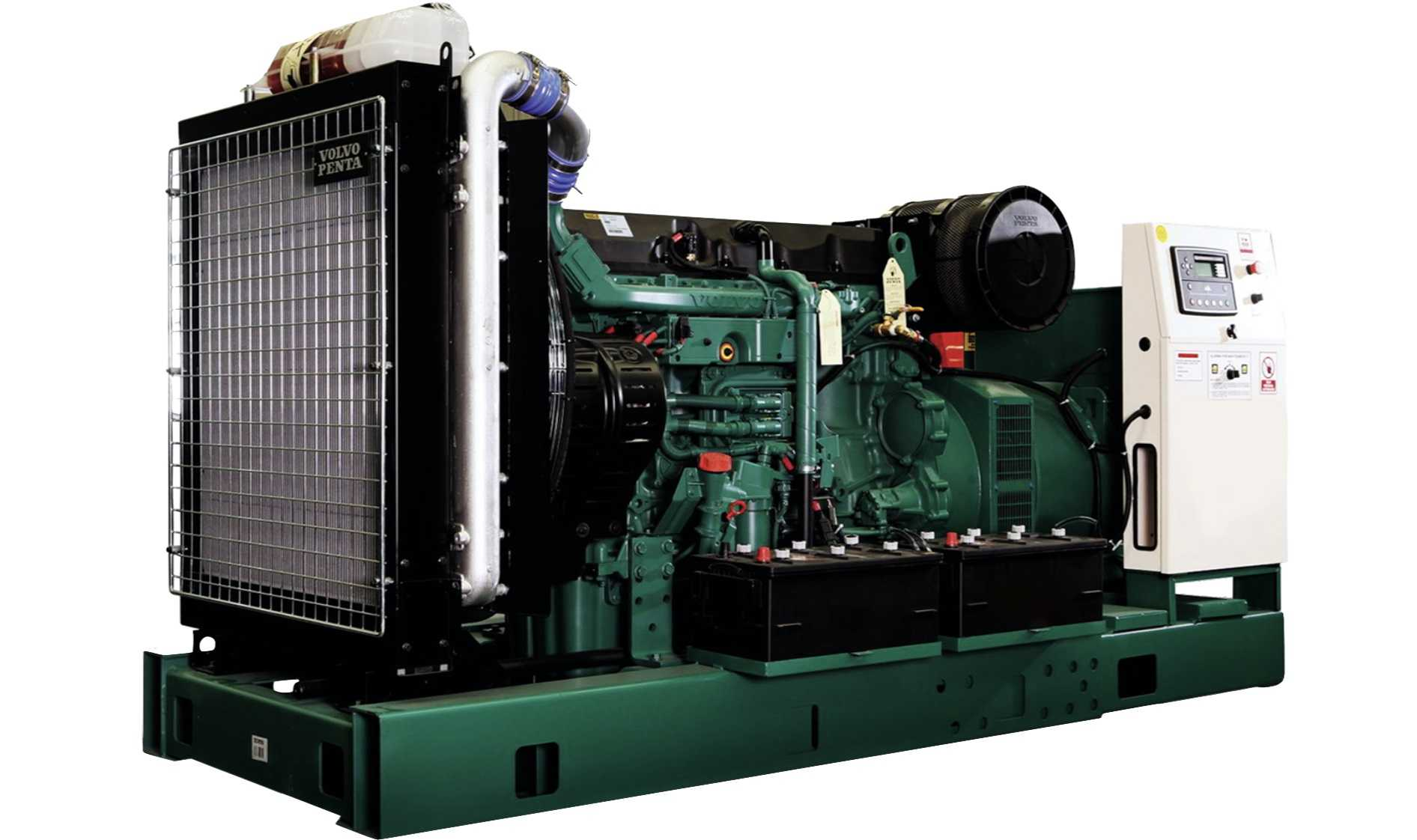 gensets fpx