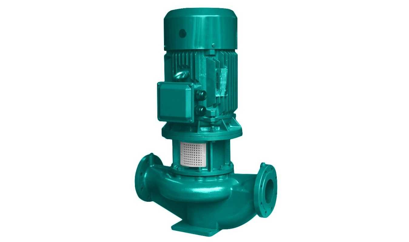 Vertical Inline pump FEG
