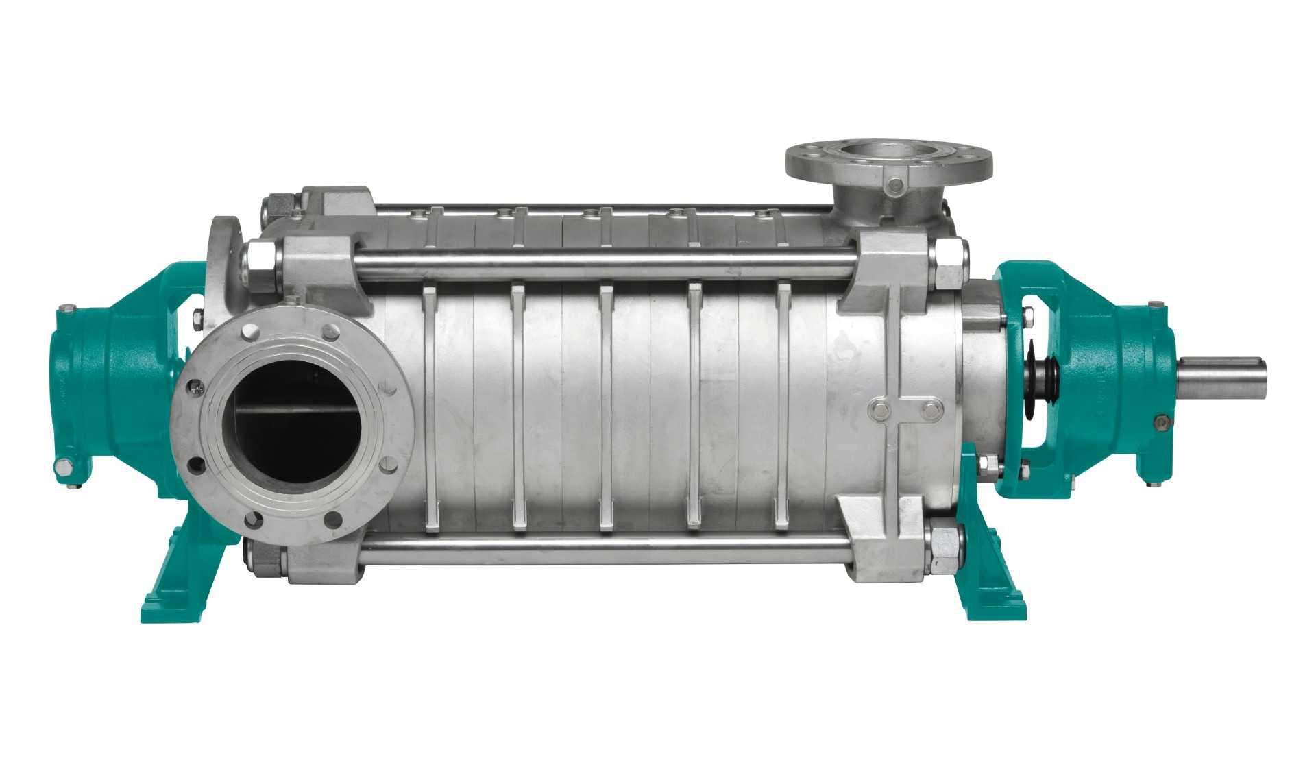 Multistage pump FMS