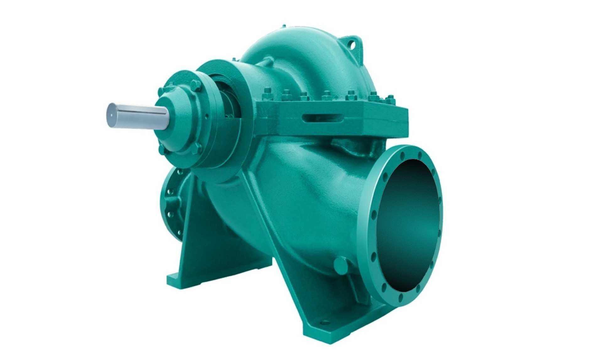 Splitcase pumps FSC